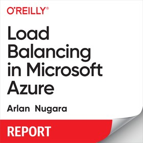 Cover: Load Balancing in Microsoft Azure