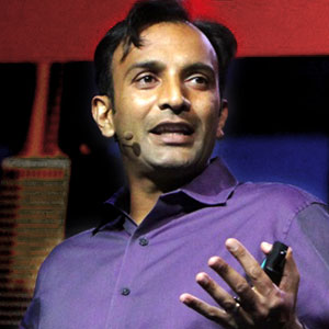 DJ Patil, former US chief data scientist