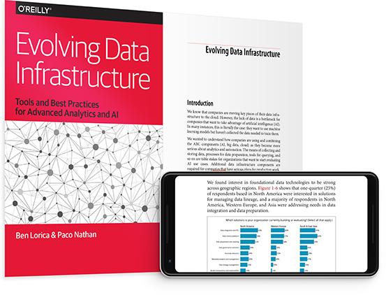 Evolving Data Infrastructure