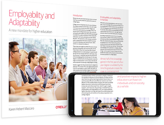 cover for: Employability and adaptability