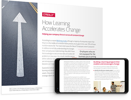 cover for: How Learning Accelerates Change