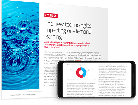 cover for: New Technologies Impacting Learning