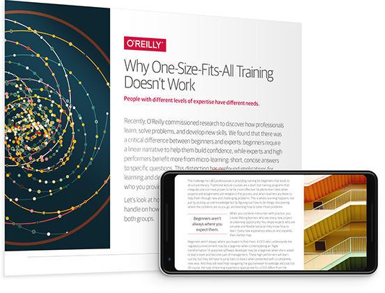 cover for: Why One-Size-Fits-All Training Doesn't Work