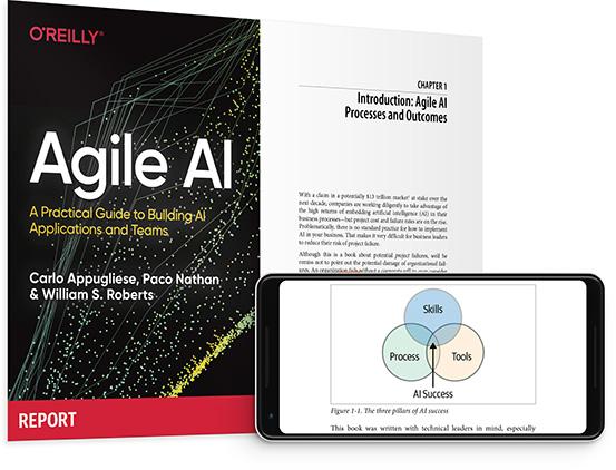 cover for: Agile AI