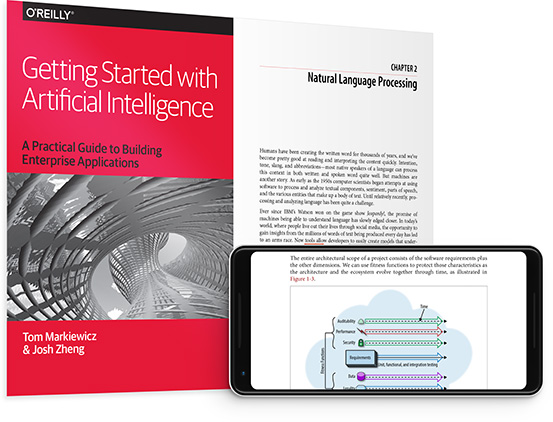 cover for: Getting Started with Artificial Intelligence