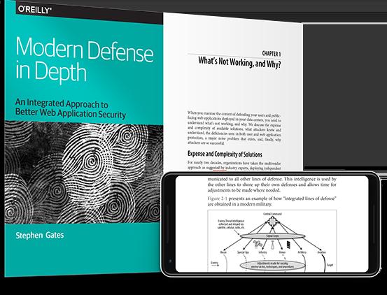 cover for: Modern Defense in Depth