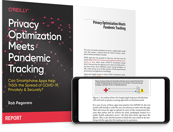 cover for: Privacy Optimization Meets Pandemic Tracking