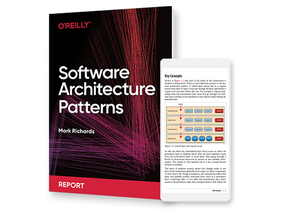 cover for: Software Architecture Patterns