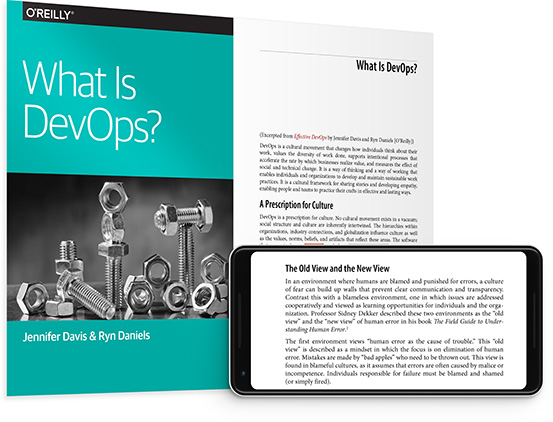 O'Reilly - What Is DevOps?