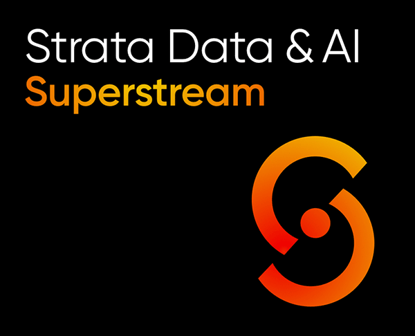 Strata Data & AI Superstream