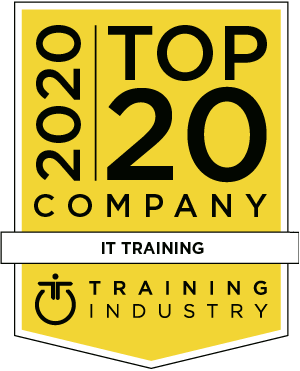2020 top 20 IT training, Training Industry